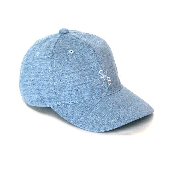 画像1: シップスベル S/Bロゴキャップ (ブルー) (1)